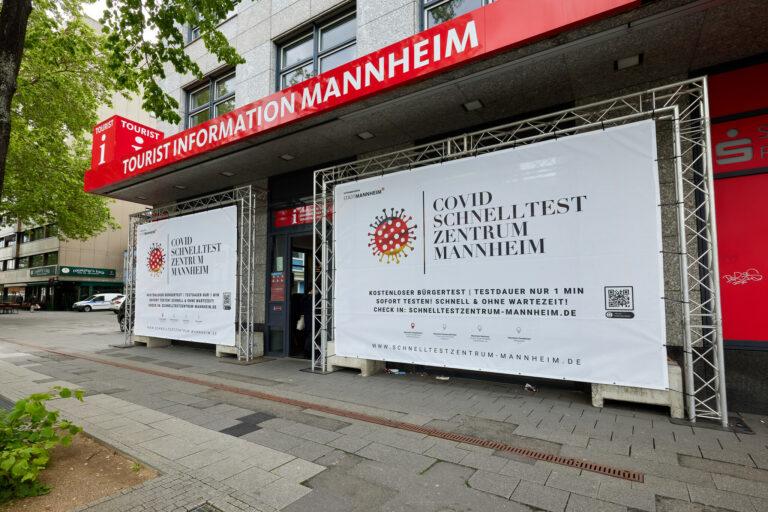 Seriöse Schnelltest-Anbieter Mannheim Hauptbahnhof